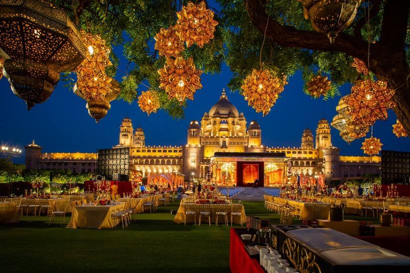 Top ten wedding venues of Rajasthan